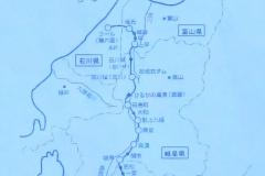 さくら道コースマップ